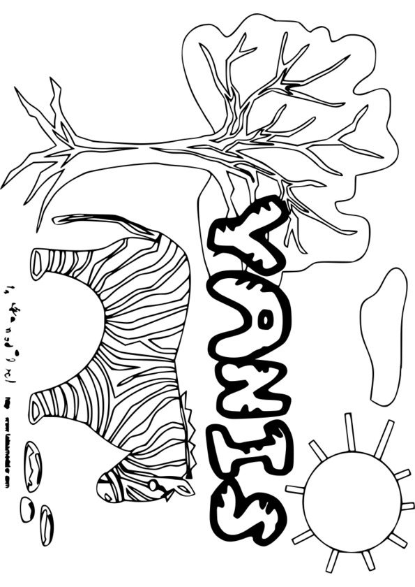 www.dessin prenom