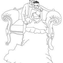 coloriage � dessiner de prince of persia