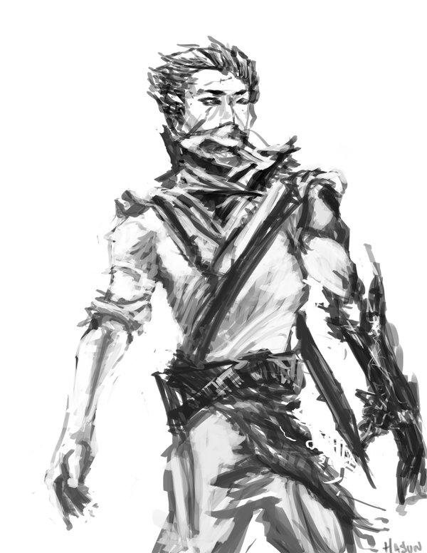coloriage � dessiner prince of persia a imprimer