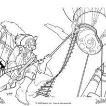 dessin prince of persia