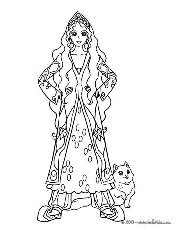 dessin � colorier prince of persia a imprimer
