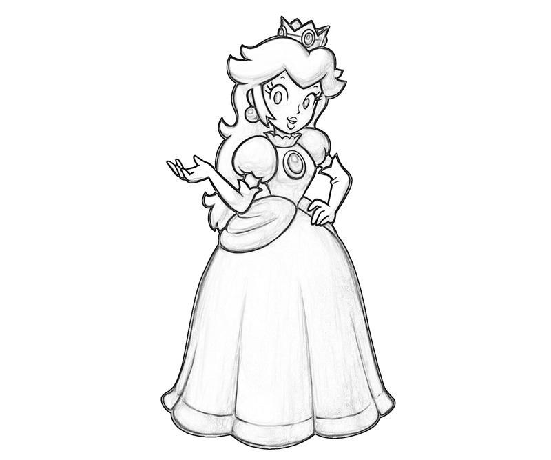 jeux de dessin princesse peach