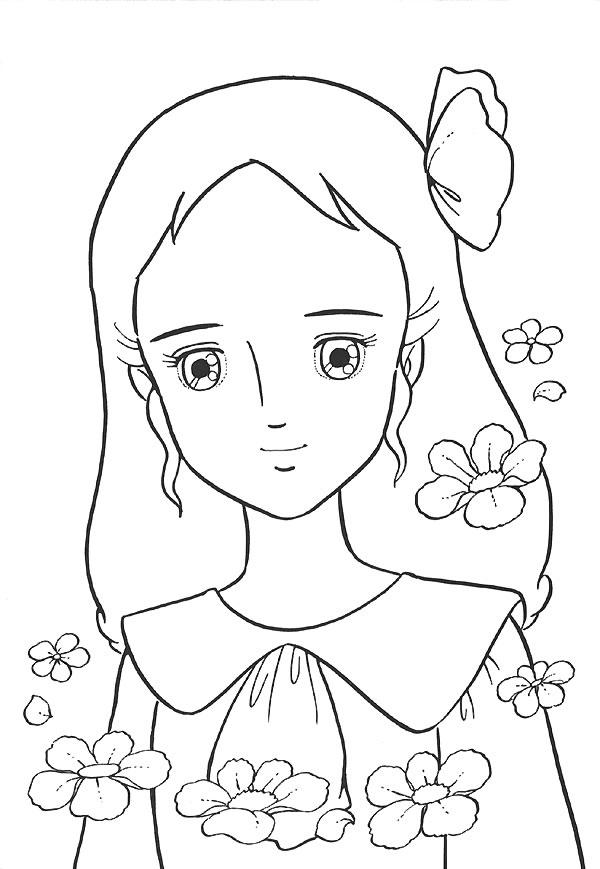 jeux coloriage dessiner princesse sarah