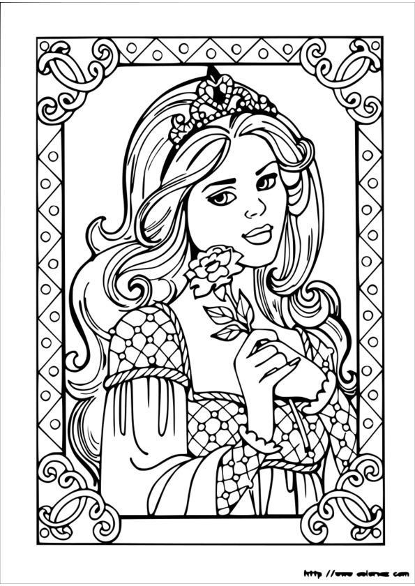 coloriage princesse sofia au royaume des sirenes