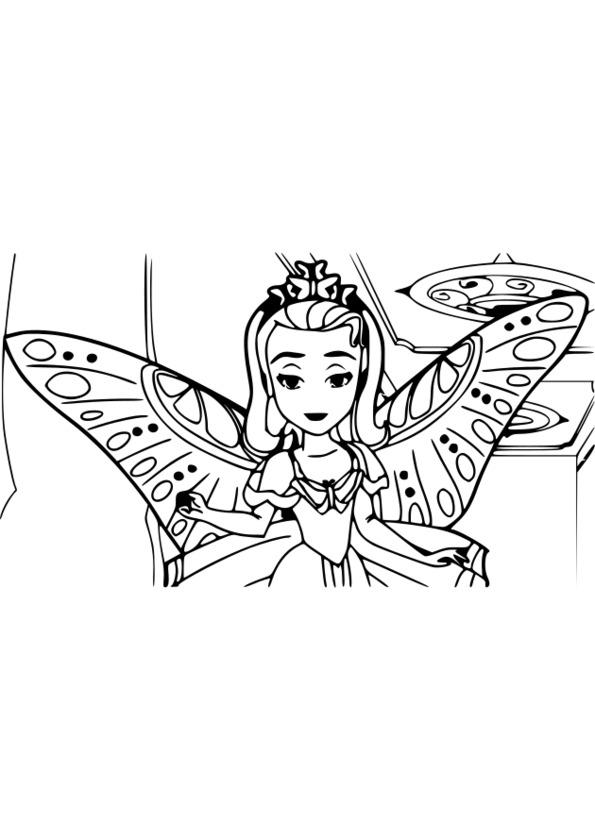 coloriage princesse disney en ligne