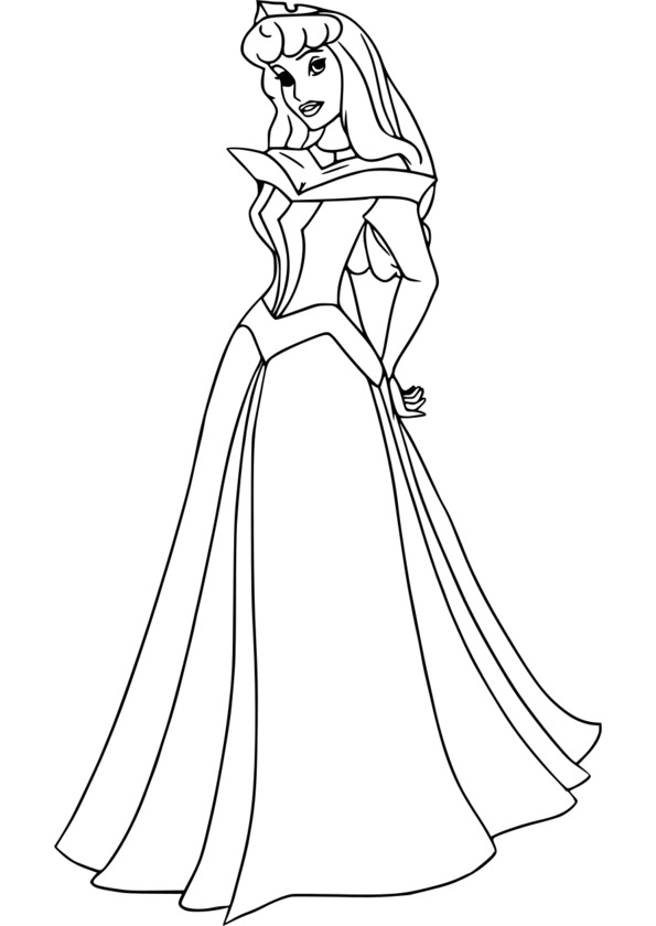 Coloriage princesse pop star - Coloriage en ligne princesse ...