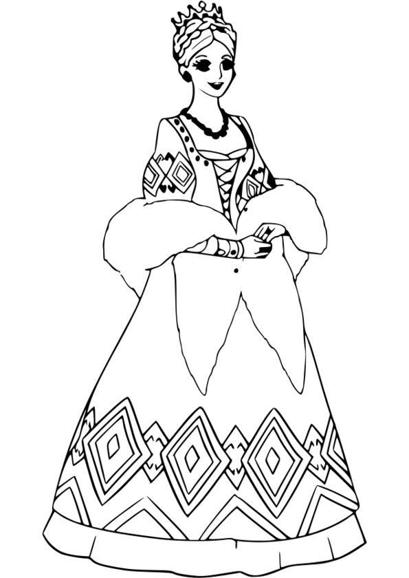 Coloriage princesse disney en ligne - Disney princesse coloriage ...