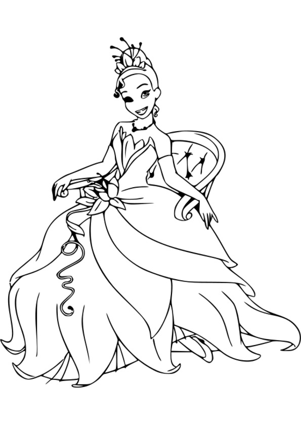 Elena Of Avalor Kleurplaat Coloriage Princesse Cheval Imprimer
