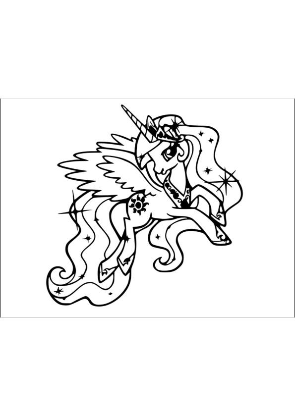 136 dessins de coloriage princesse imprimer - Coloriage princesse des neiges ...