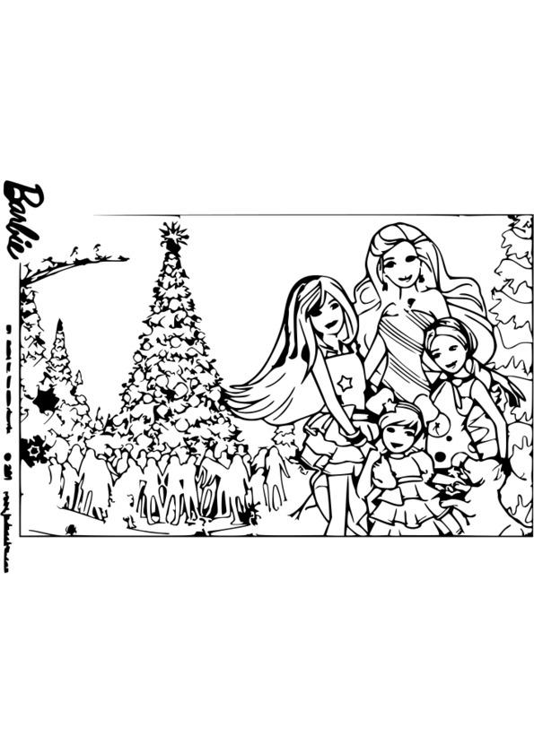 dessin à colorier gratuit princesse à imprimer