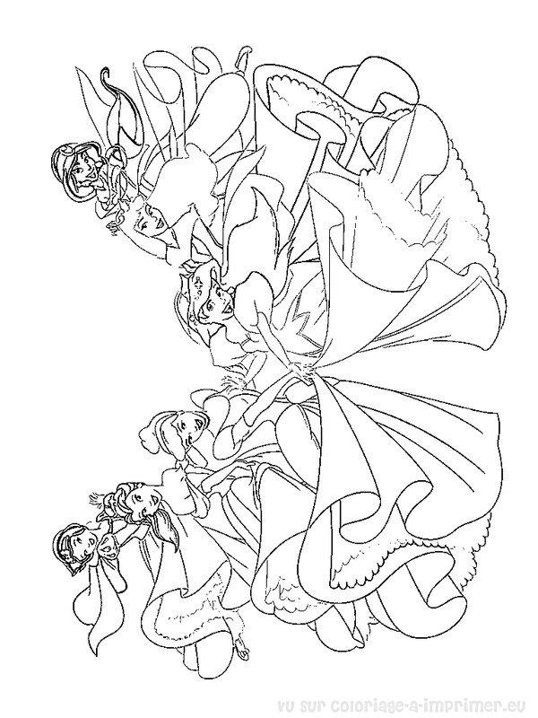 All About De Mooiste Disney Kleurplaten Kidskunst Info