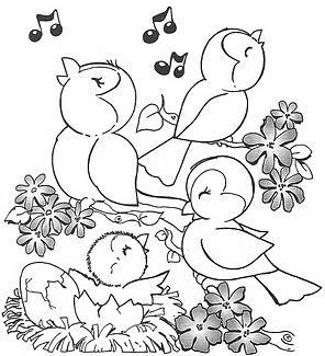Coloriage dessiner maternelle printemps imprimer - Dessins de fleurs de printemps ...
