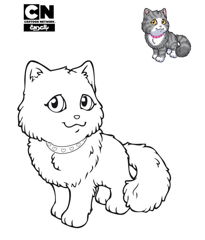 57 dessins de coloriage puppy in my pocket imprimer cartoon puppy coloring page