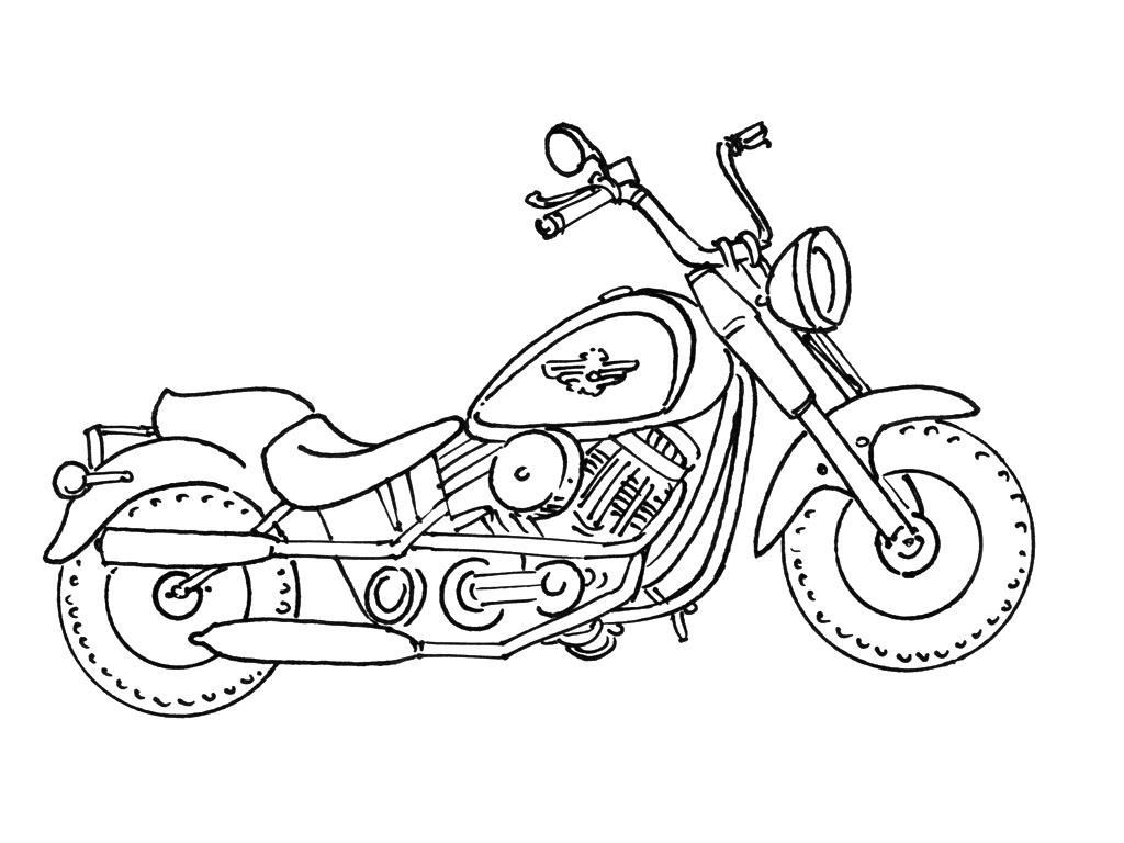 coloriage à dessiner quad yamaha