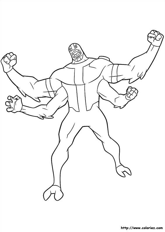 coloriage à dessiner quad en ligne