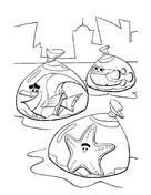 coloriage � dessiner de raie manta