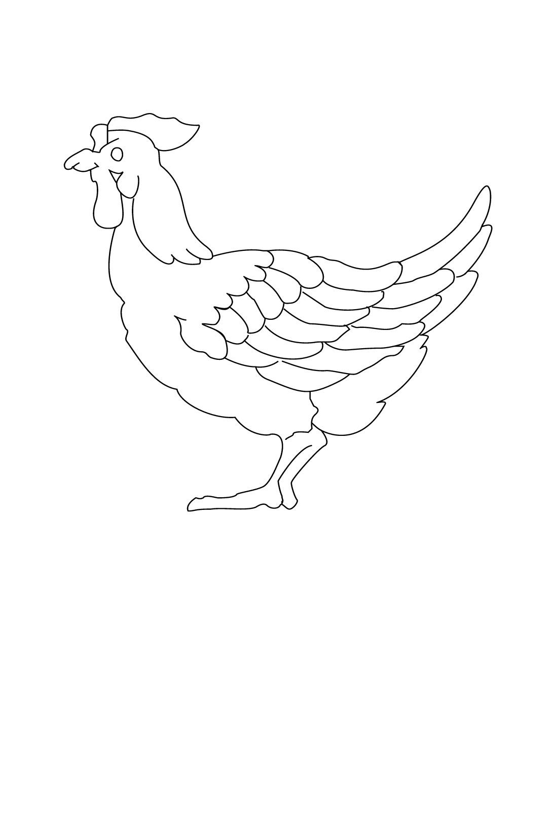 dessin � colorier de raie