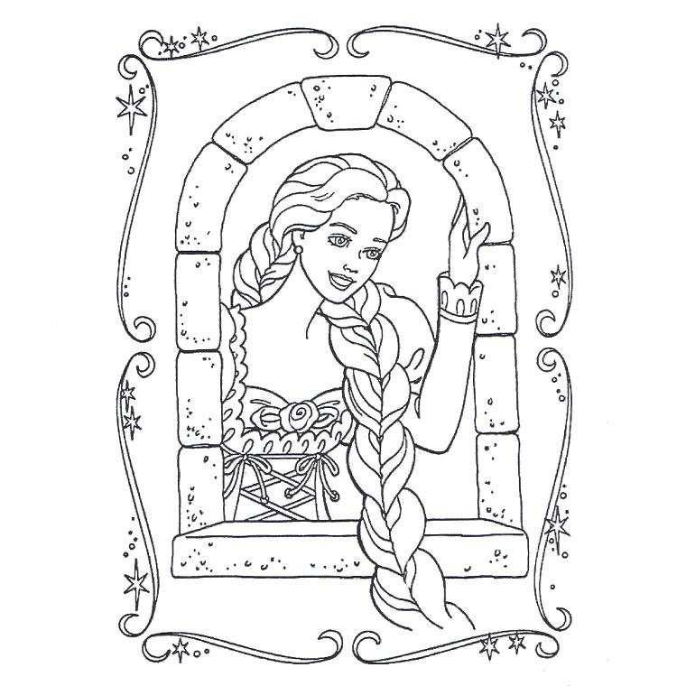 19 dessins de coloriage raiponce mariage imprimer - Reponse dessin anime ...