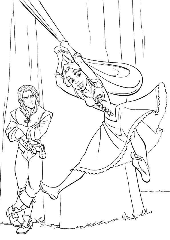 Dessin princesse raiponce gratuit imprimer - Reponse dessin anime ...