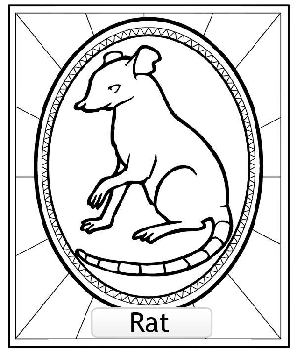 coloriage à dessiner ratp