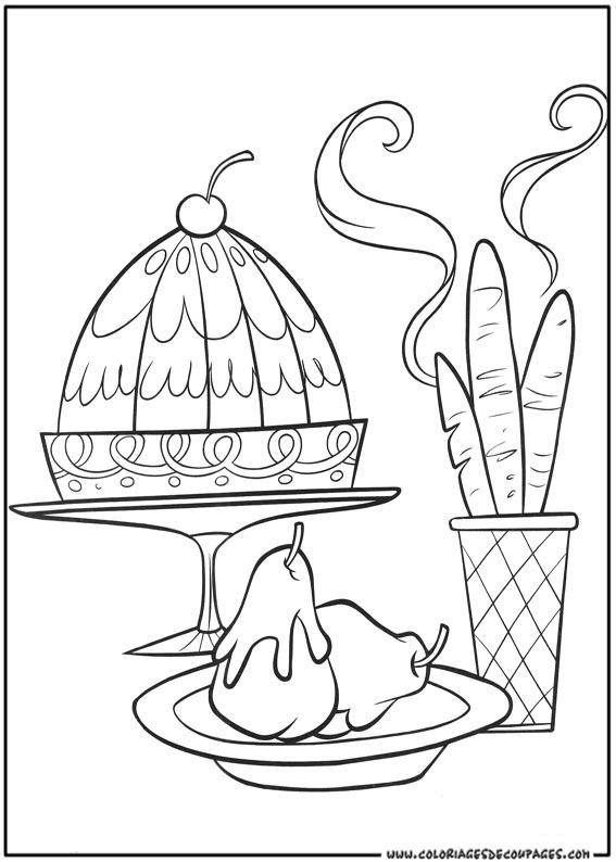 dessin ratatouille