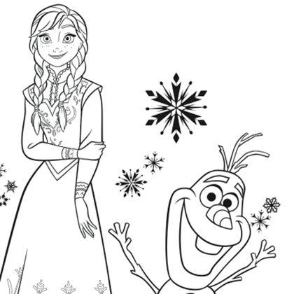 Dessin reine des neiges disney en ligne - Dessin de reine des neiges ...