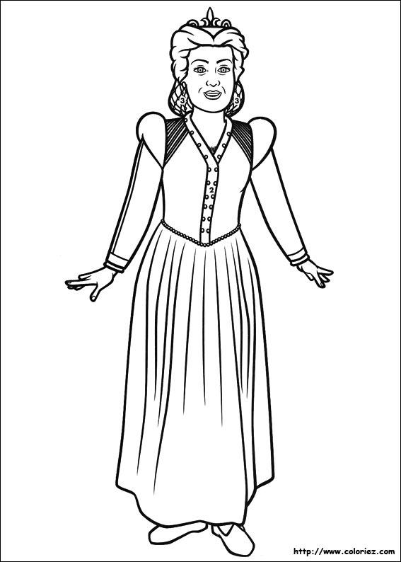dessin couronne reine des neiges