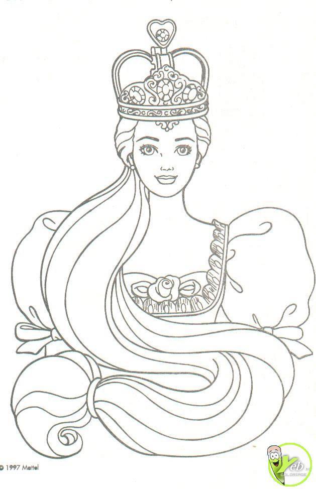 22 dessins de coloriage reine imprimer - Reine coloriage ...
