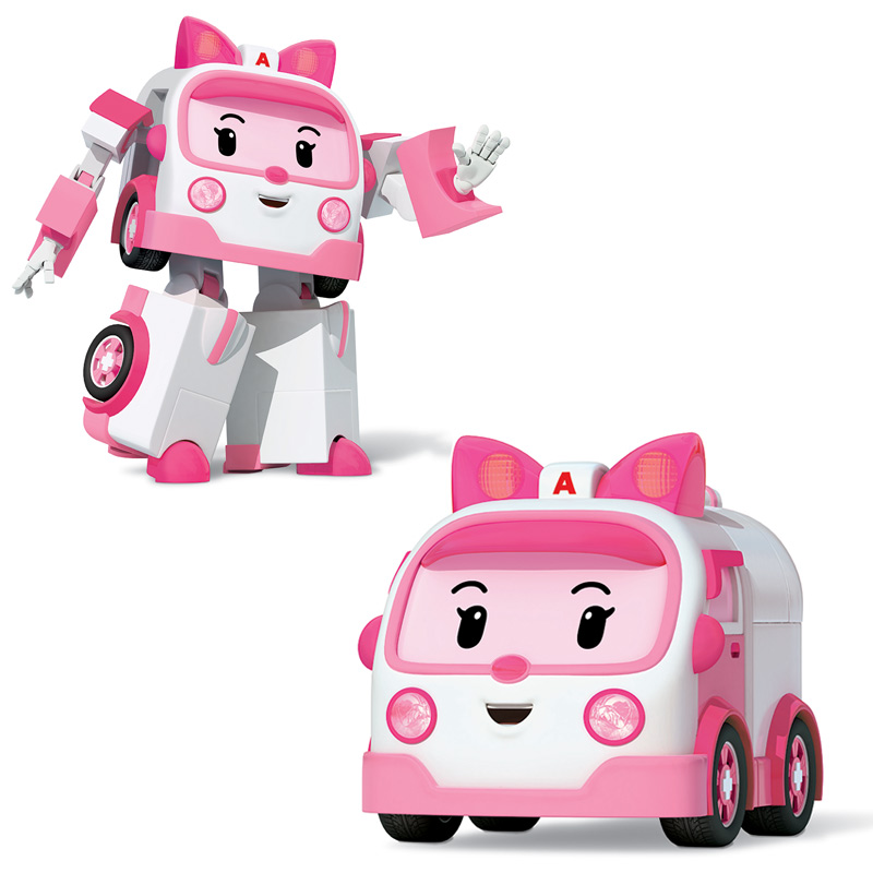 14 dessins de coloriage robocar poli ambre imprimer. Black Bedroom Furniture Sets. Home Design Ideas
