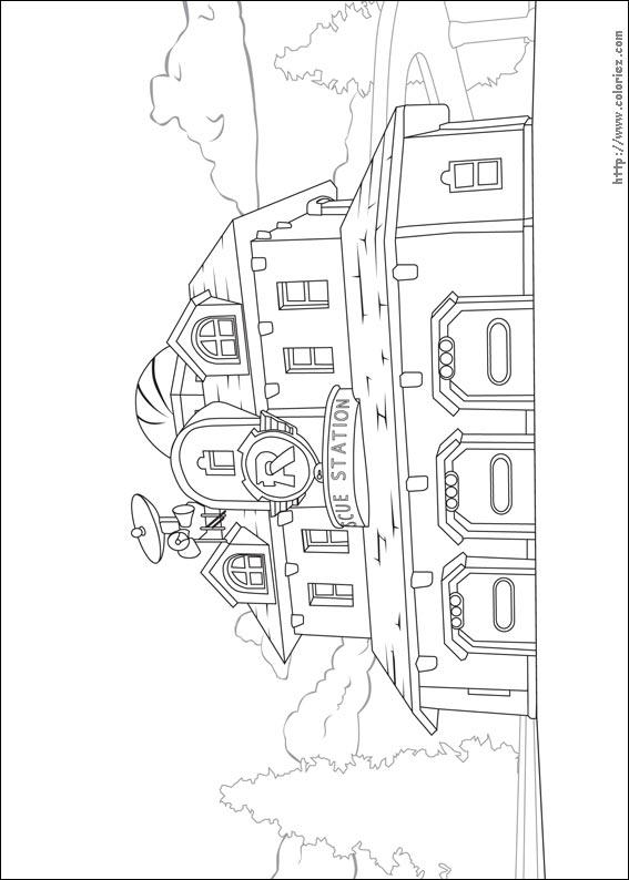 5 Dessins De Coloriage Robocar Poli Heli 224 Imprimer
