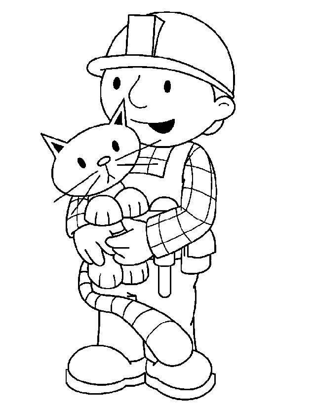 dessin à colorier à imprimer robotboy