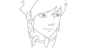 dessin robotboy à imprimer gratuit