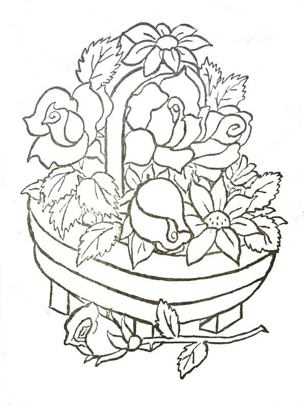dessin la rose du petit prince