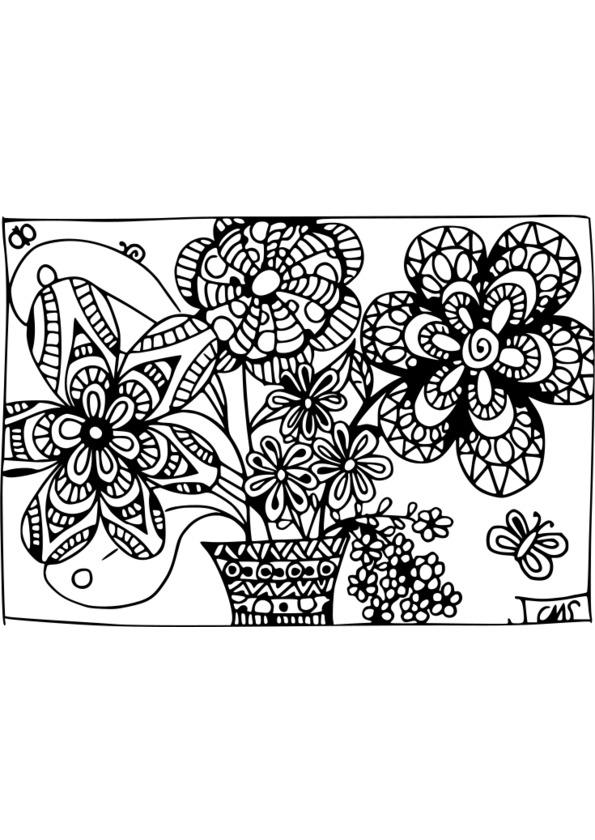 coloriages saisons imprimer