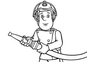 Dessin colorier bateau de sam le pompier - Bateau sam le pompier ...