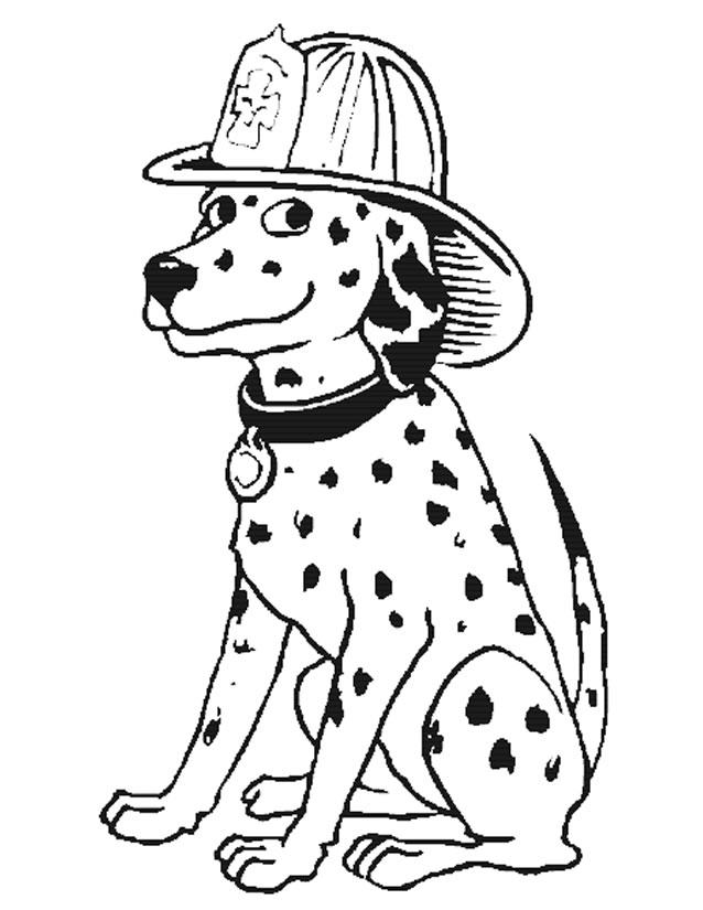 Coloriage caserne de sam le pompier - Coloriage de sam le pompier ...