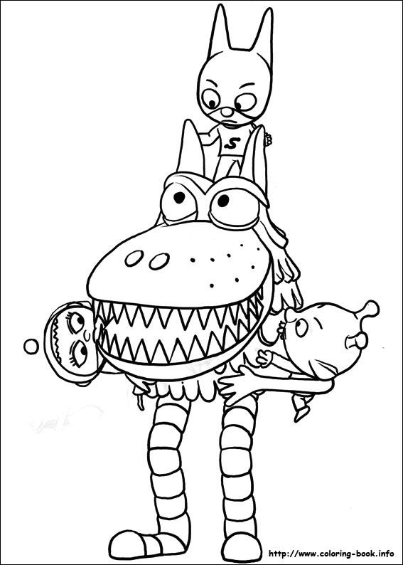 coloriage à dessiner samsam a imprimer gratuit
