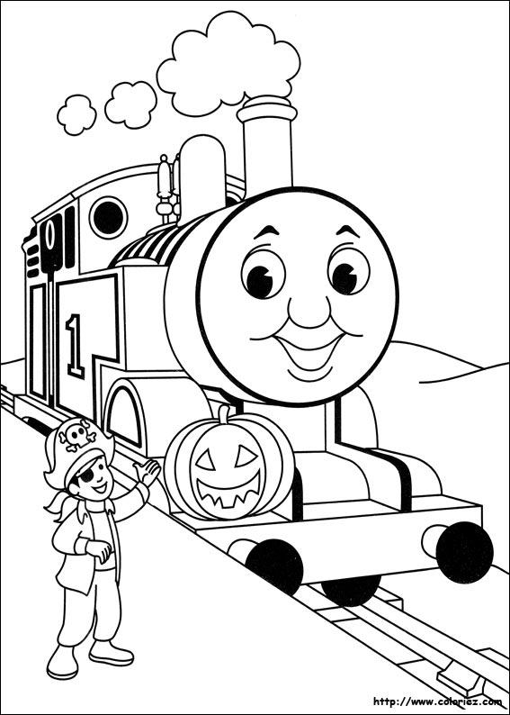 dessin à colorier de scan2go