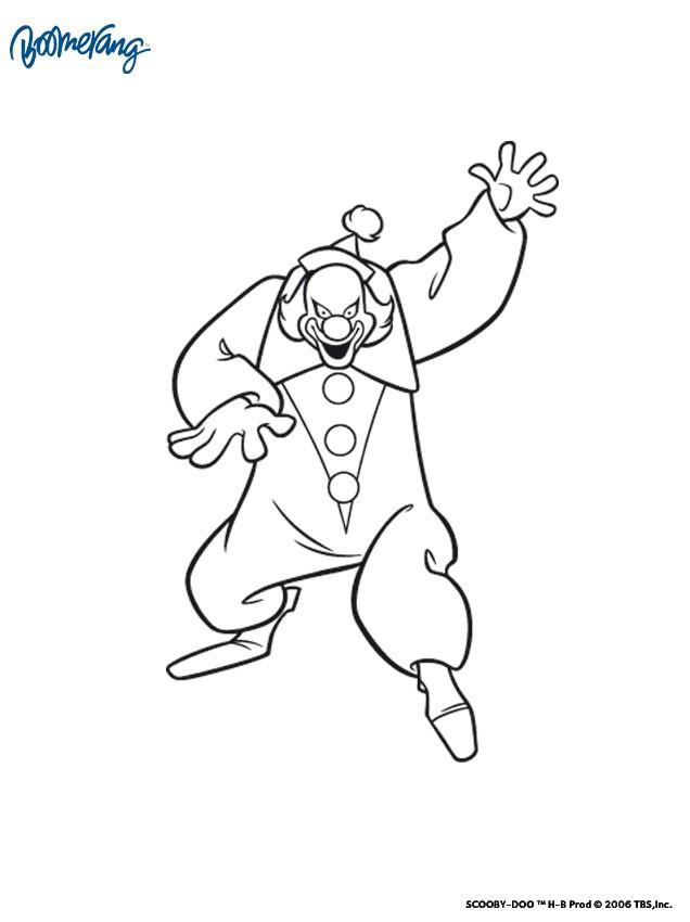 Dessin colorier de scooby doo a halloween - Coloriage de scooby doo ...