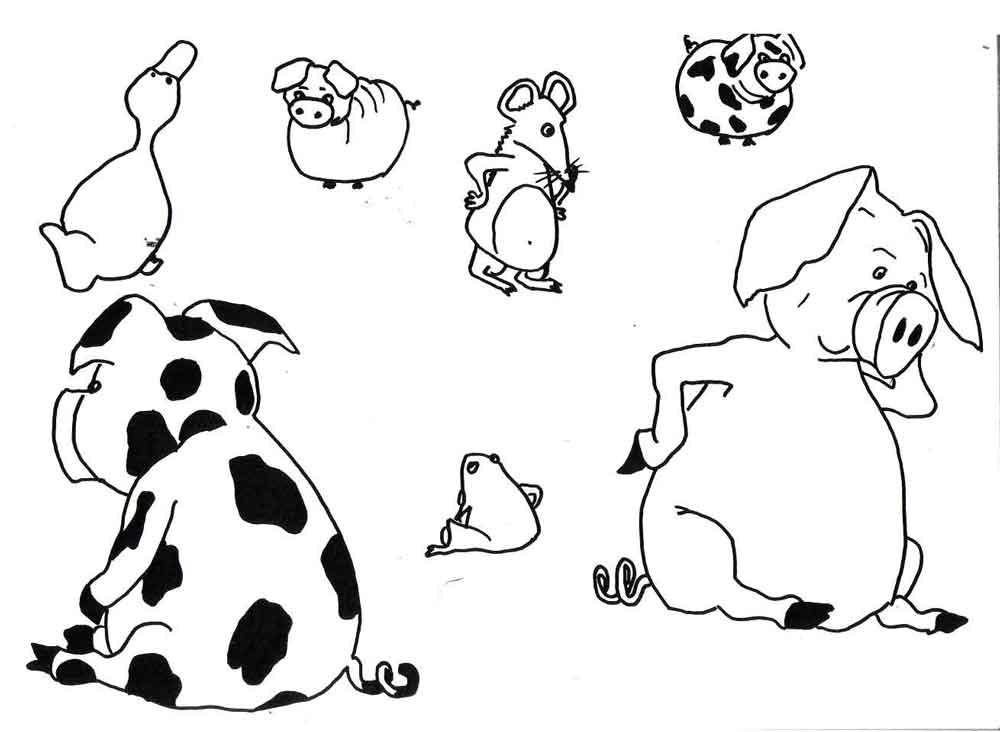 dessin à colorier shuriken school