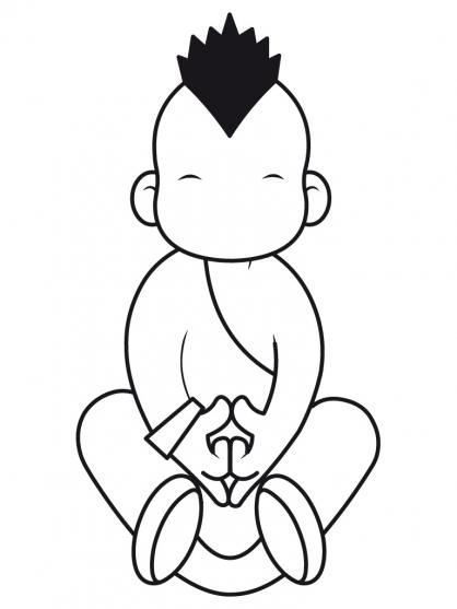 58 dessins de coloriage shuriken school imprimer - Shuriken dessin ...