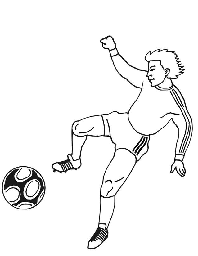 coloriage à dessiner shaolin soccer