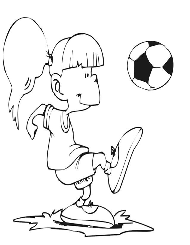 jeux de coloriage de soccer