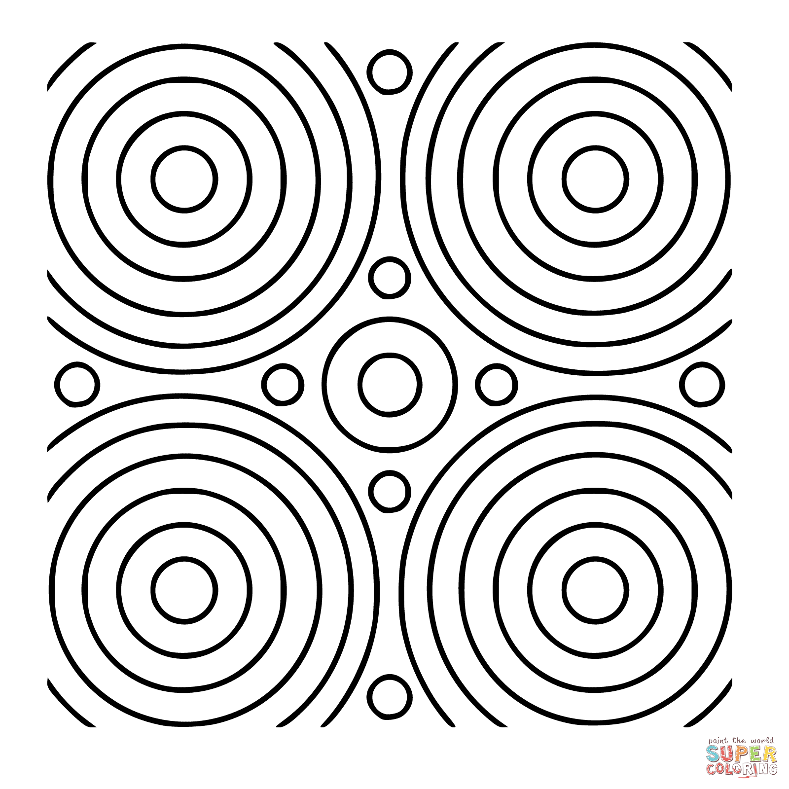 96 dessins de coloriage soleil azt que imprimer - Dessin azteque ...