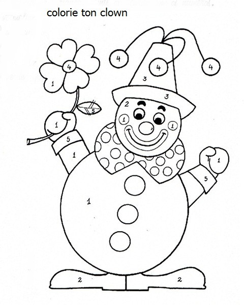 98 dessins de coloriage soleil maternelle imprimer - Coloriage cirque maternelle ...