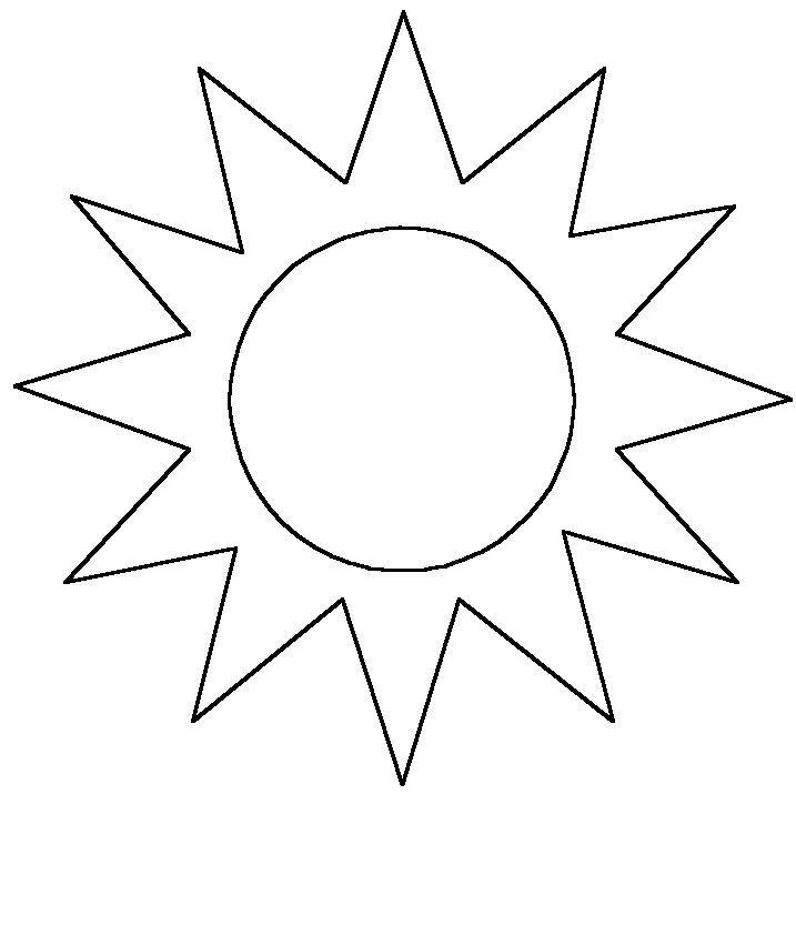 jeux de coloriage à dessiner de soleil