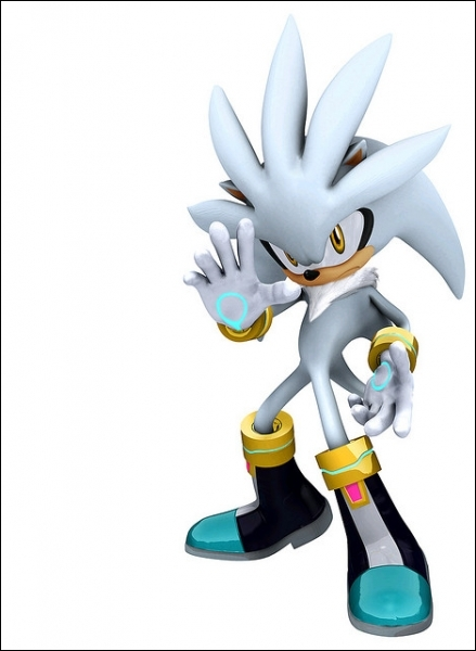 dessin personnage sonic