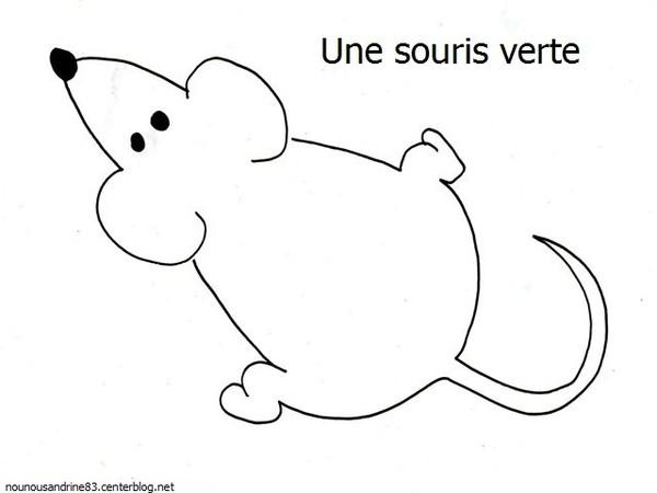 Unique coloriage d une souris charmant coloriage d une souris dessin coloriage 2019 - Coloriage souris ...