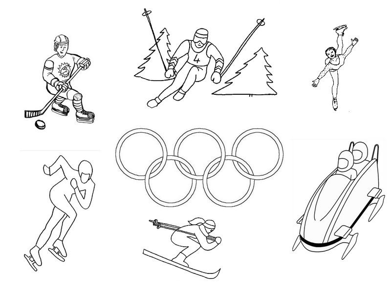 16 dessins de coloriage sport olympique imprimer - Flamme olympique dessin ...