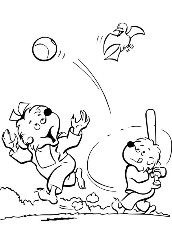 coloriage magique sport